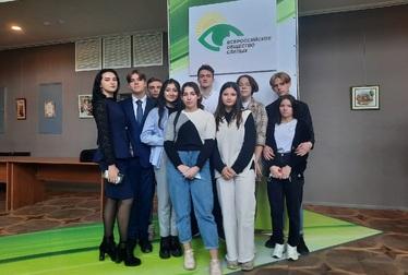 95-летие Тверского отделения Всероссийского общества слепых