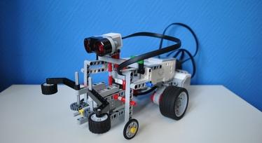 Робототехника на базе Lego mindstorms education EV3